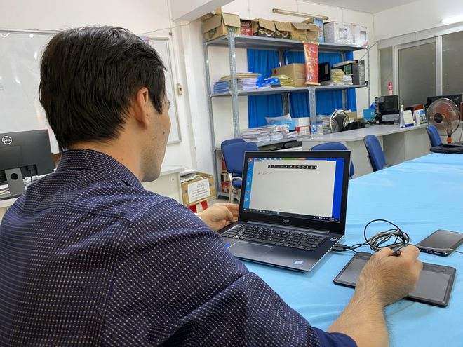 Dạy trực tuyến tối đa 30% tổng khối lượng chương trình đào tạo