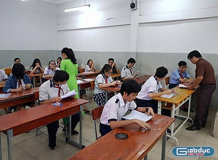 Thành phố Hồ Chí Minh công bố lịch thi chi tiết tuyển sinh vào lớp 10