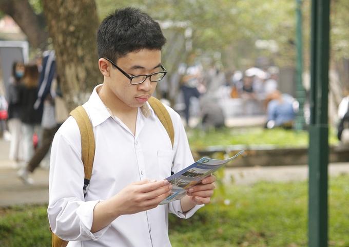 Đại học Hà Nội mở rộng nhóm thí sinh xét tuyển kết hợp