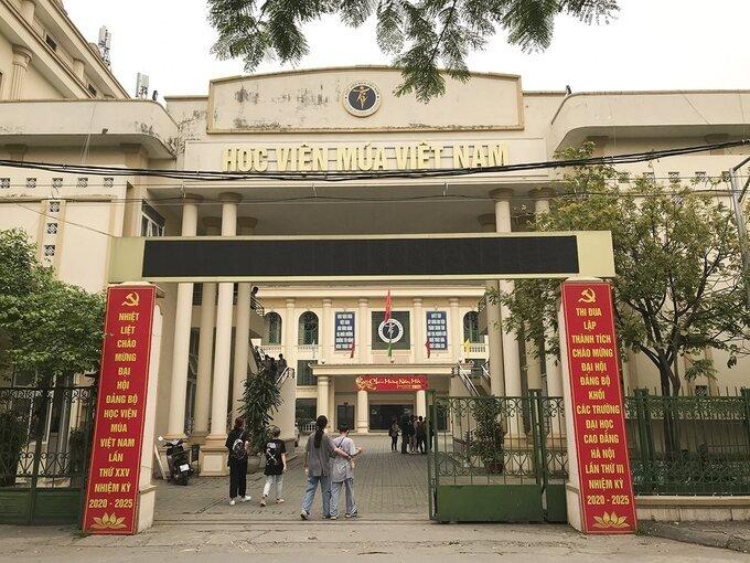 Bộ GD&ĐT cho phép trường Múa cấp bằng cho học viên