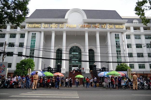Đại học Sư phạm TP HCM tuyển 3.770 chỉ tiêu