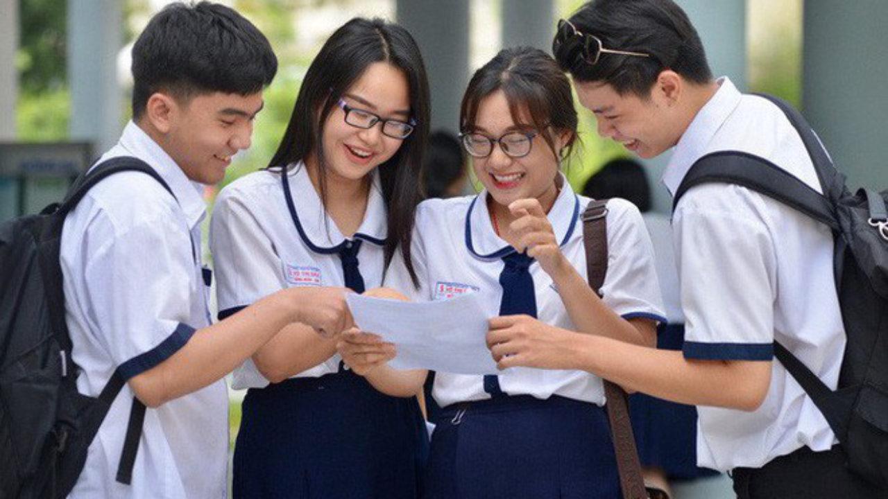 TP HCM công bố điểm chuẩn lớp 10