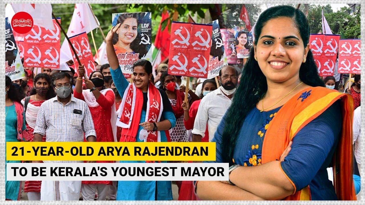 Nữ sinh 21 tuổi thành thị trưởng trẻ nhất Ấn Độ