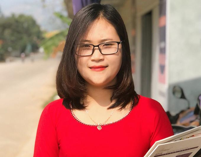 Cô giáo top 10 toàn cầu trở thành đại biểu Quốc hội
