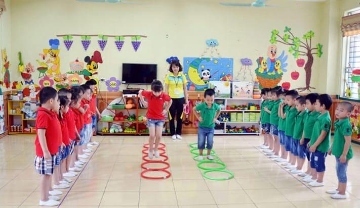 Hà Nội: Trường mầm non không được dạy trước chương trình lớp 1