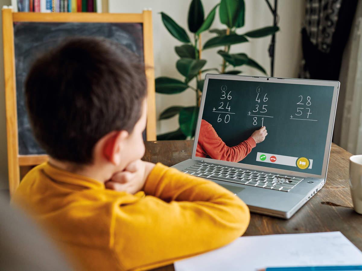 Những bí quyết nhỏ giúp thầy, cô giáo khiến trẻ nhỏ tập trung hơn khi học trực tuyến