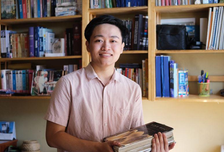 Đam mê dạy học giúp 10X Việt giành giải thưởng danh giá