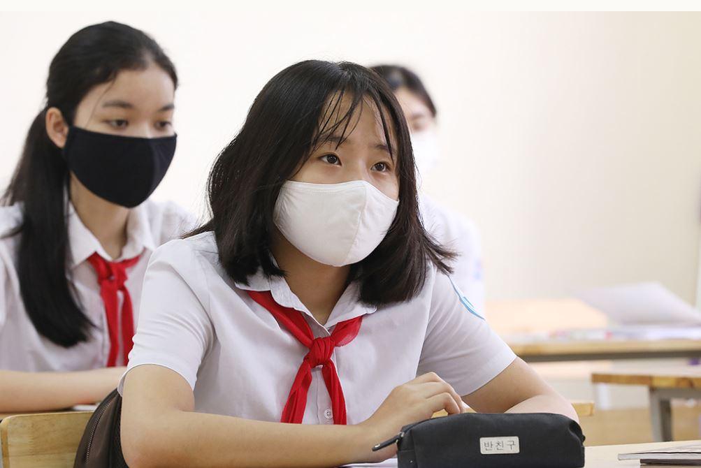 Hai tỉnh phía Bắc cho học sinh quay lại trường học