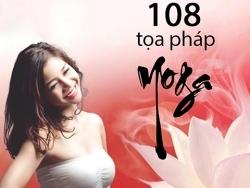108 Tọa pháp Yoga - Bí mật trẻ mãi