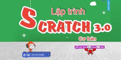 Lập trình với Scratch 3.0 cơ bản