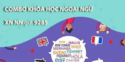 Gói khóa học Ngoại ngữ