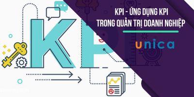 KPI - Ứng dụng KPI trong Quản trị Doanh nghiệp